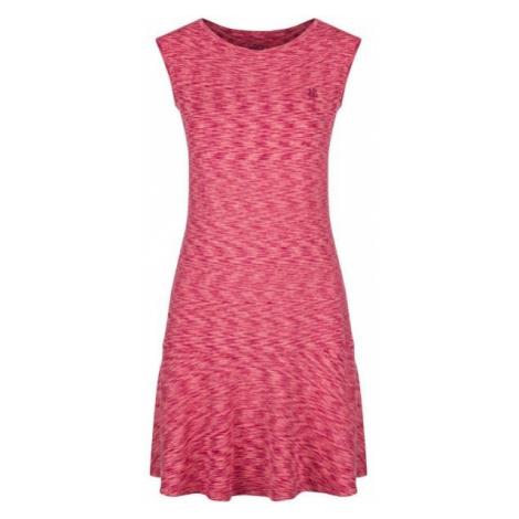 Loap MANDY W ružová - Dámske šaty