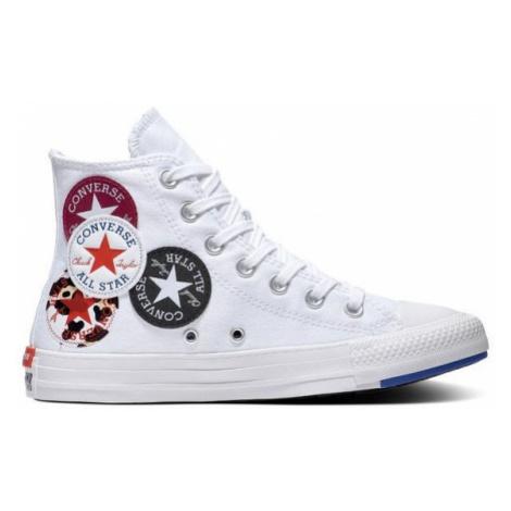 Converse CHUCK TAYLOR ALL STAR biela - Tenisky pre mužov aj ženy