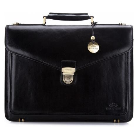 Luxusná kožená taška Wittchen