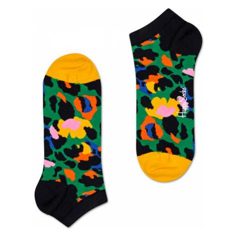 Happy Socks Leopard Low Sock-M-L (41-46) farebné NLE05-7300-M-L (41-46)