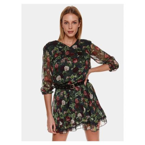Spoločenské šaty pre ženy TOP SECRET - zelená