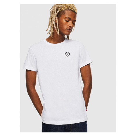 Diesel Cola Label T Shirt