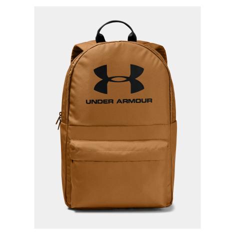 Žltý batoh Under Armour UA Loudon Backpack