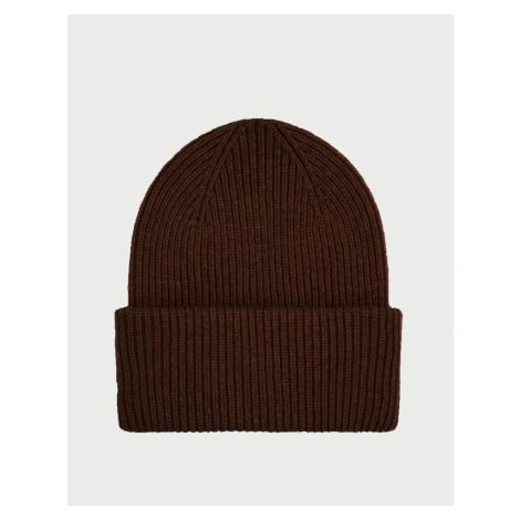 Colorful Standard Merino Wool Hat Coffee Brown