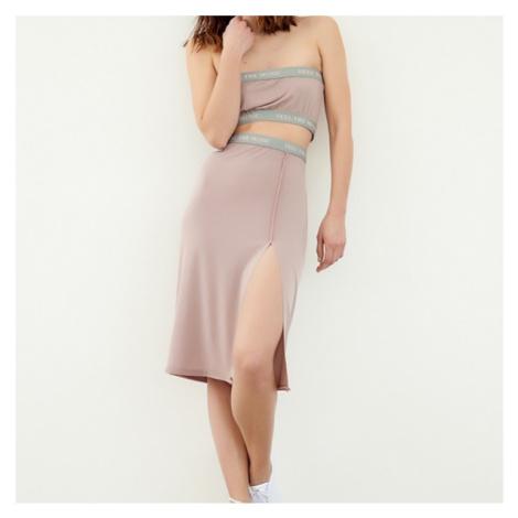 #mblm Collection krátká sukňa – ružová LUKAS MACHACEK