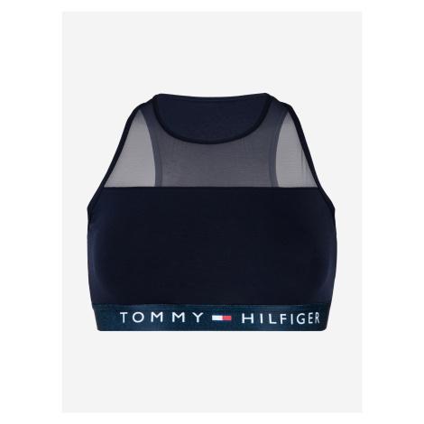 Podprsenka Tommy Hilfiger Modrá