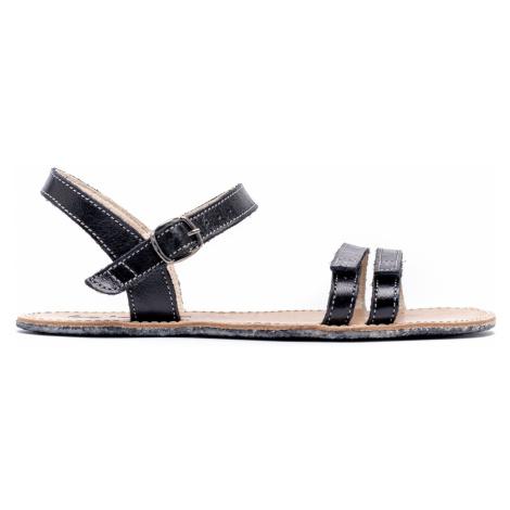Barefoot sandále Be Lenka Summer - Black 36