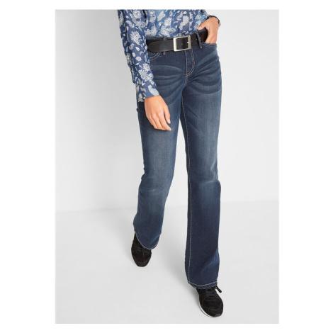 Autentické strečové džínsy, BOOTCUT