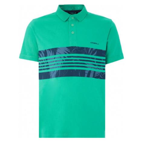 O'Neill LM HAUPU POLO zelená - Pánske tričko polo