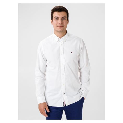 Oxford Košile Tommy Hilfiger Biela