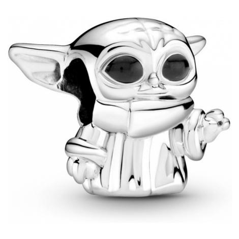 Pandora Strieborný prívesok Star Wars The Child Baby Yoda 799253C01
