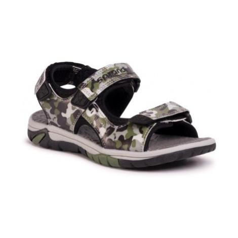 Sandále Sprandi CP81-18343 Materiał tekstylny,koža ekologická