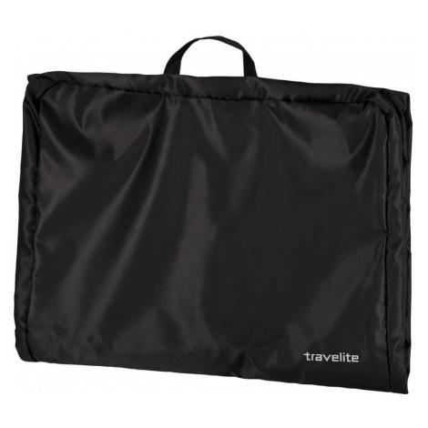 Travelite Textilný obal na oblečenie Garment bag L Black