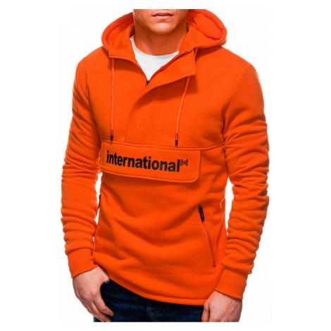 Edoti Men's hoodie B1242