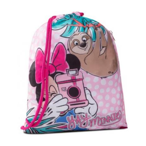 Ružové dievčenské batohy