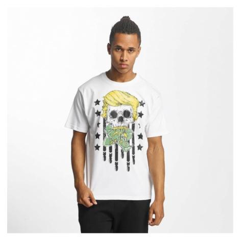 Dangerous DNGRS / T-Shirt Don Bomb in white - Veľkosť:3XL
