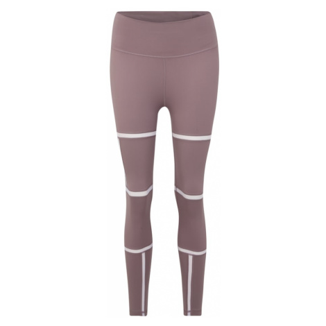 ADIDAS PERFORMANCE Športové nohavice  fialová