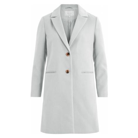 VILA Prechodný kabát 'Jania'  svetlosivá