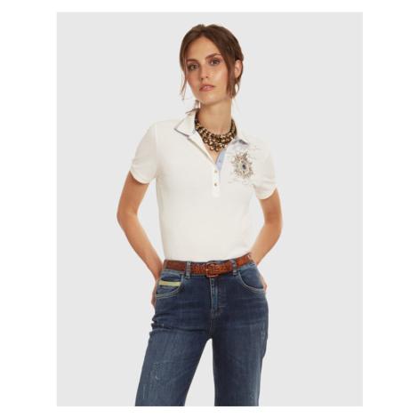 Polokošeľa La Martina Woman Polo Short Sleeves Cotto