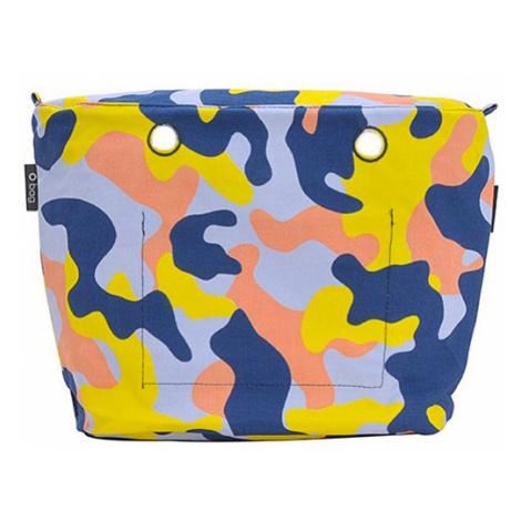 Obag vnútorná taška camouflage multicolor O bag