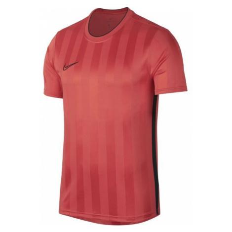 Nike BREATHE ACADEMY TOP SS GX2 ružová - Pánske športové tričko