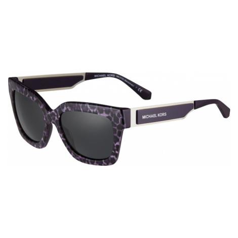 Michael Kors Slnečné okuliare 'BERKSHIRES'  fialová / čierna