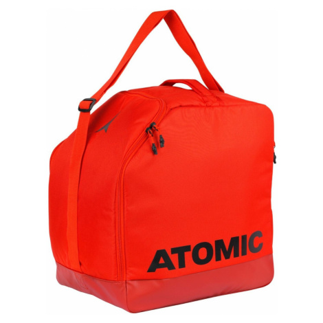 Vak na lyžiarky ATOMIC Boot & Helmet Bag Bright Red/Dark Red Červená