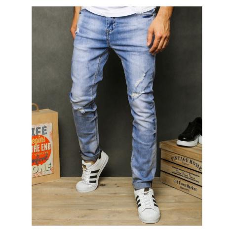 Men's blue denim pants UX2613 DStreet