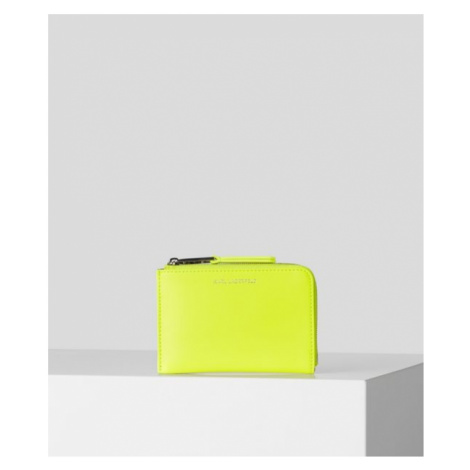 Púzdro Na Platobné Karty Karl Lagerfeld K/Journey Neon Zip Card Holder
