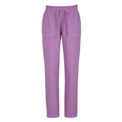 Voľné nohavice s gumičkou v páse