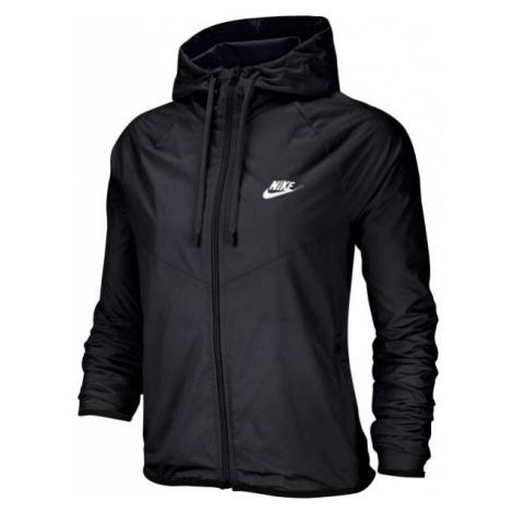 Nike NSW WR JKT čierna - Dámska bunda