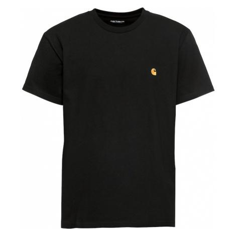 Carhartt WIP Tričko 'Chase'  čierna