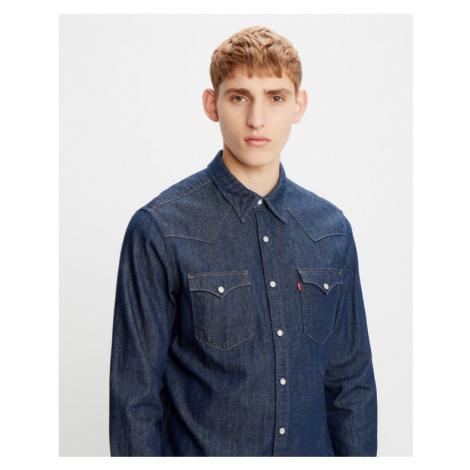 Levi's® Barstow Western Standard Košeľa Modrá Levi´s