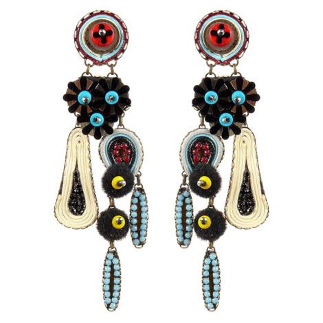 Tatami Woman's Clip Earrings E-Wo004B