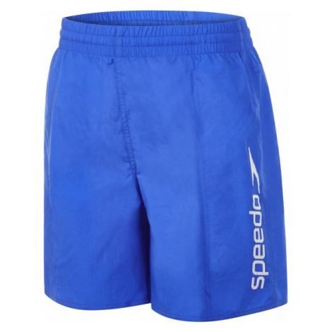 Speedo SCOPE 16WATERSHORT tmavo modrá - Pánske plavecké šortky