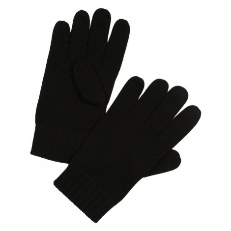 POLO RALPH LAUREN Prstové rukavice  čierna