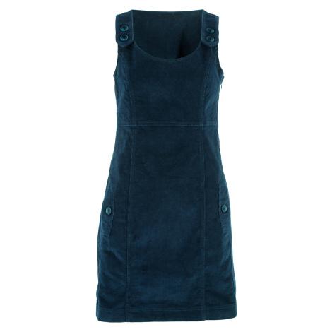 Kordové šaty na traky bonprix