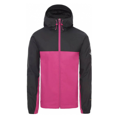 The North Face M Mountain Q Jacket - Eu Wild Aster Purple/Tnf Blk-L ružové NF00CR3QL30-L