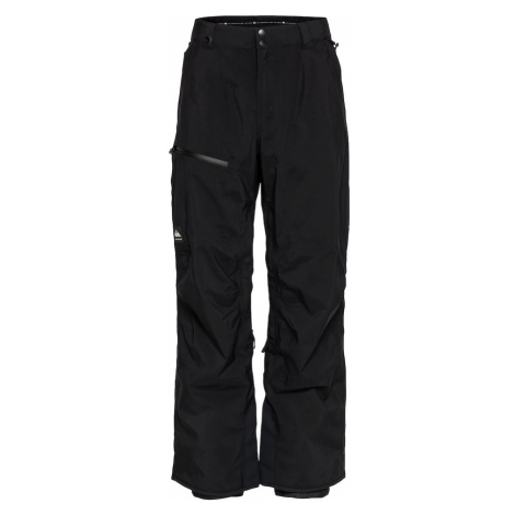 QUIKSILVER Outdoorové nohavice 'FOR GORE'  čierna