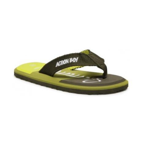 Bazénové šľapky Action Boy 808084B Látka/-Materiál