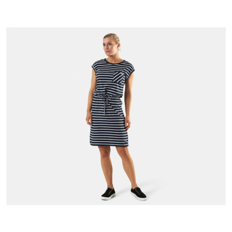 MARINE - dámské šaty - White comb