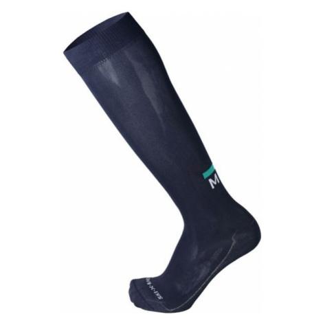 Mico EXTRALIGHT WEIGHT X-RACE SKI SOCKS tmavo modrá - Lyžiarske ponožky