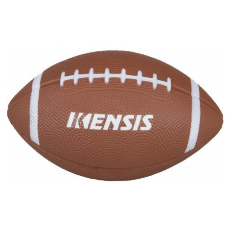 Kensis RUGBY BALL BLUE hnedá - Rugbyová lopta