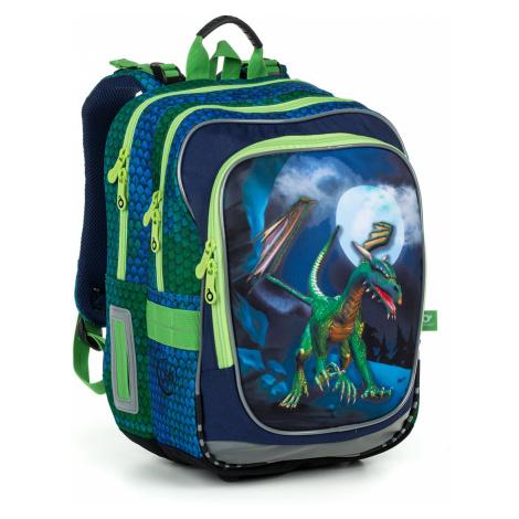 Školská taška Topgal ENDY 19013 B