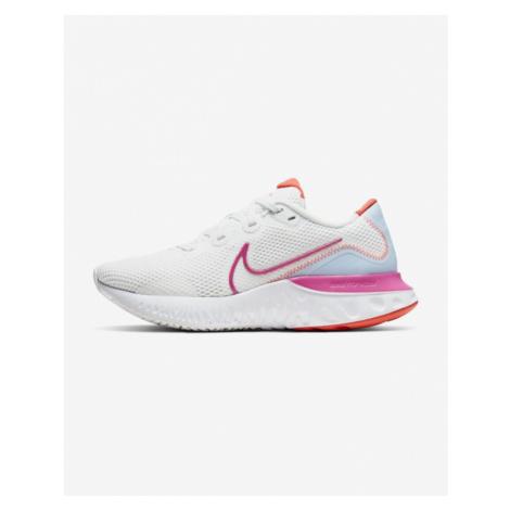 Nike Renew Run Tenisky Ružová Biela