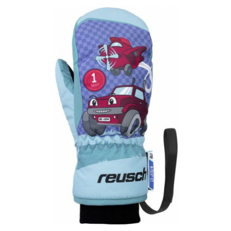 Reusch FRANKY R-TEX XT MITTEN tmavo modrá - Lyžiarske rukavice
