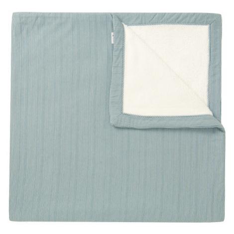 NOPPIES Deka U Baby bed sweat Noto 120x120 cm Dark Green