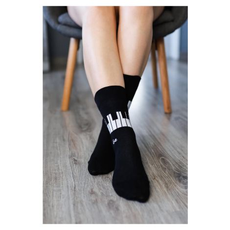 Barefoot ponožky - Piano 43-46