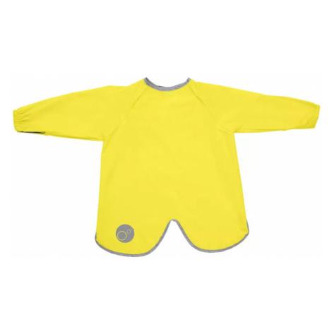 B.BOX Podbradník s rukávmi - veľký - žltý
