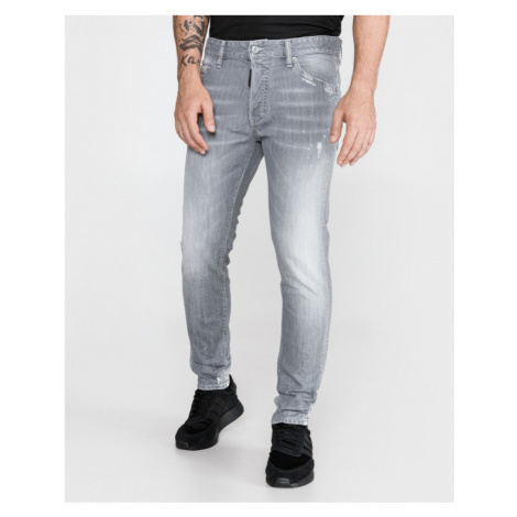 DSQUARED2 Jeans Šedá Dsquared²